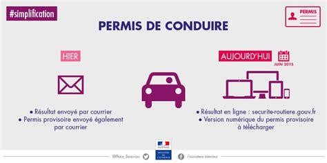 Prã Fecture De De Bureau Des Permis De Conduire R 233 Sultats Du Permis Sur Internet Legipermis