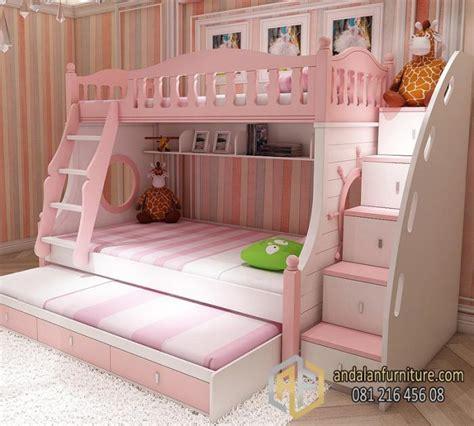 Ranjang Susun ranjang tempat tidur anak tingkat minimalis oleh riski