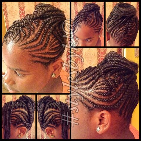 wedding canerow hair styles from nigeria 17 best images about stylesbyk on pinterest ghana