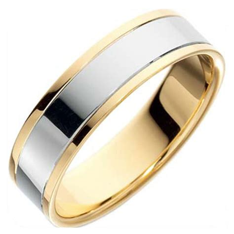 Wedding Rings Yellow And White Gold by Wedding Rings From Yellow And White Gold Ipunya