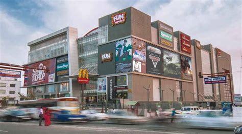Home Windows Design In India by Fun Republic Mall Coimbatore