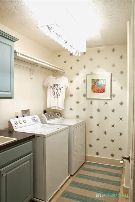 wall laundry room 30 laundry room makeover ideas refresh restyle