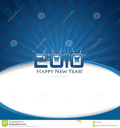 happy new year 2010 2010 happy new year stock images image 11524494