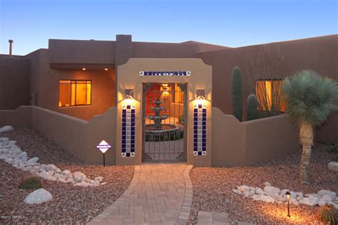 santa fe style home quail canyon santa fe style home under contract 171 sabino