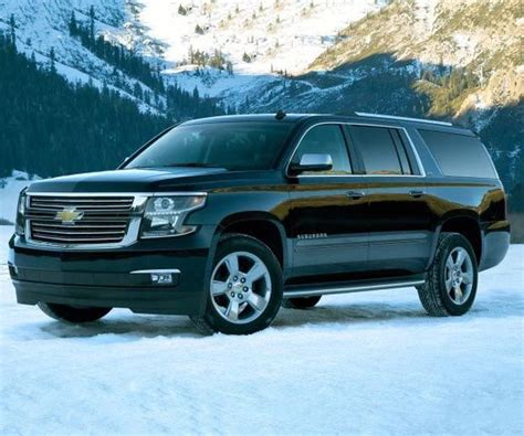 chevy suburban 2018 2018 chevy suburban redesign changes release date