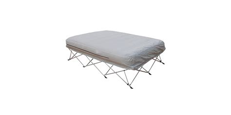portable air mattress bed frame folding bed frame for air mattress bedding sets