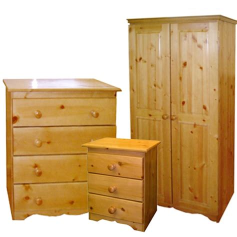 Single Bedroom Furniture Sets Pine Bedroom Set