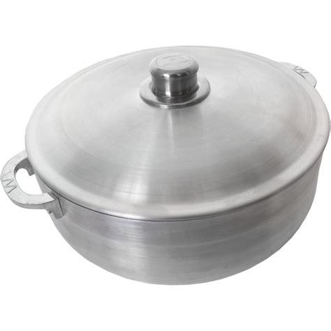 Oven Aluminium cajun cookware ovens 4 63 quart aluminum oven shopperschoice