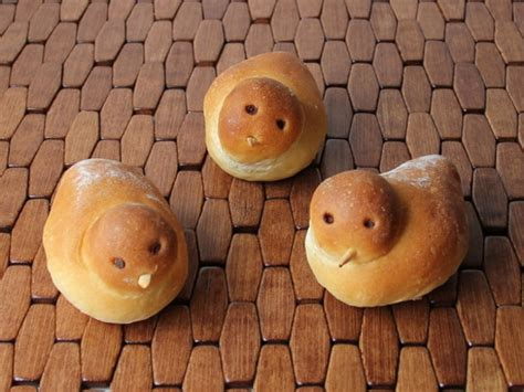 cute bread baking bird shaped rolls serious eats
