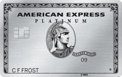 american express card number template platinum card 174 from american express earn rewards points