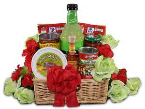 dinner gifts mexican dinner gift basket taco gifts mexican