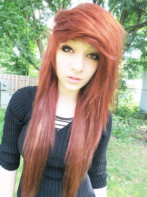 emo indie hairstyles 218 best coupe images on pinterest hairstyles hair and