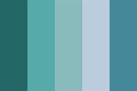 sea foam color seafoam blue color palette