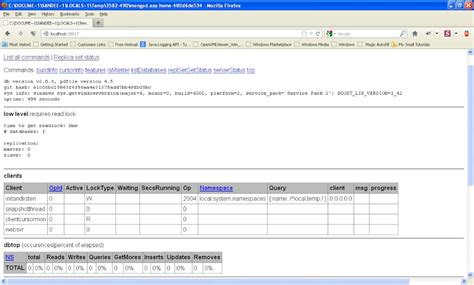 tutorial xp database mongo database installation windows xp 32 bit tutorial savvy