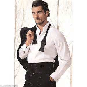 david gandy named best model at spanish gq men of the year david gandy is suited and booted as he models m s