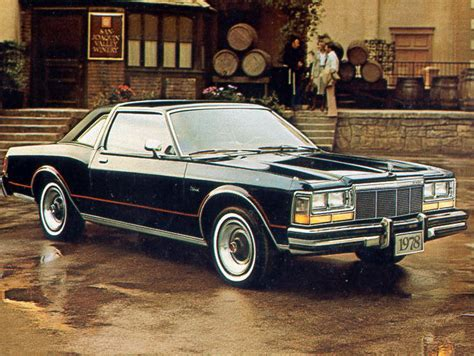Chrysler Diplomat by Late 70s Early 80s American Boxy Cars Gtplanet
