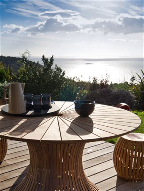gazebi unopiu table de jardin et terrasse design unopi 249