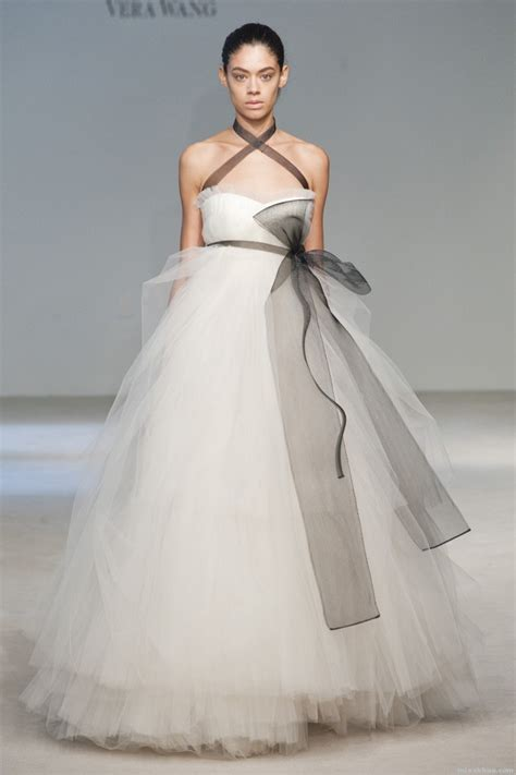 Wedding Dresses Wang by Vera Wang Fall 2010 Wedding Dress Collection Wedding