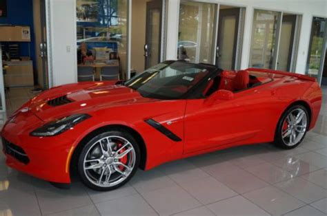 2014 corvette stingray stats buy new 2014 corvette stingray convertible z51 in
