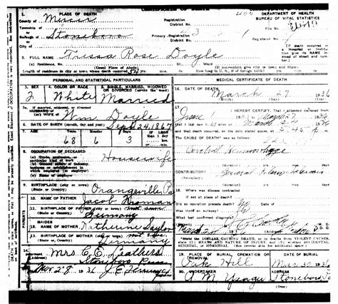 Pennsylvania Divorce Records My Ancestors And Me Tressa Froman Doyle A Pennsylvania