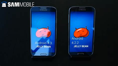 android galaxy s4 android 4 3 jelly bean test firmware for samsung galaxy s4 leaked how to guide included techdroid