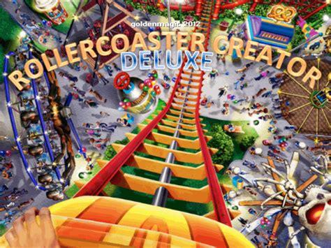 coaster creator roller coaster creator deluxe on scratch