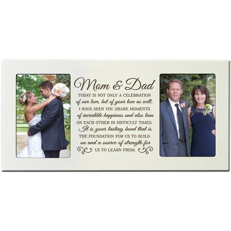Wedding Gift Photo Frame by Parent Wedding Gift Wedding Photo Frame