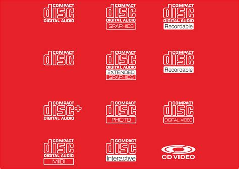 compact disk logo vector format cdr ai eps svg  png