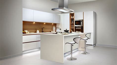 Kitchen Modular Ideas White by Sleek Kitchen Designs For Modern Style Living Space