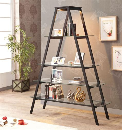 alluring ladder book design for your space ideas
