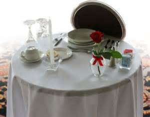 fallen soldiers table setting support our troops
