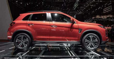 mitsubishi rvr 2020 mitsubishi rvr 2020 review car 2020