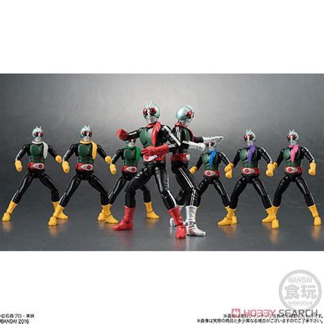 Shodo Kamen Rider Vs 3 Set shodo kamen rider vs 4 set of 10 shokugan images list
