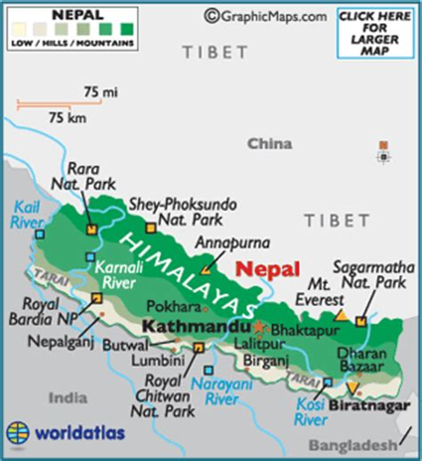 middle east map nepal page 2 nepal time line chronological timetable of events