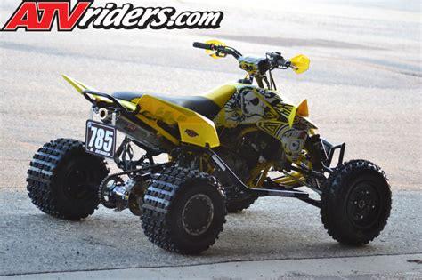 Suzuki Ltr 450 Plastics Of The Month May 2012 Brandon Bender S 2007