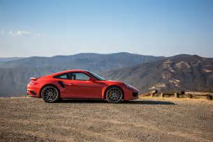 Porsche 911 Turbo The 2017 Porsche 911 Turbo S Is Motor Trend S Hardest