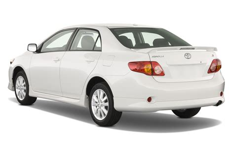 Toyota Of 2010 Toyota Corolla Reviews And Rating Motor Trend