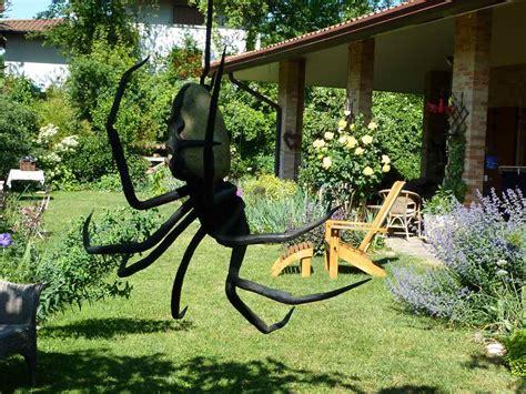 oggetti per giardino animali in ferro battuto amici in giardino