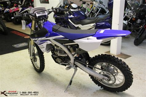 wr250f for sale 2015 yamaha wr250f enduro motorcycle for sale