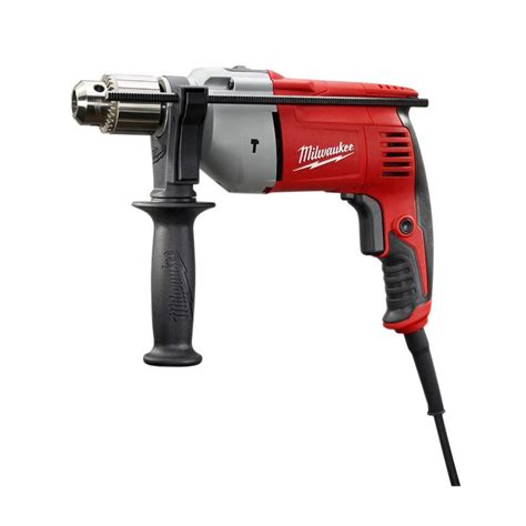 milwaukee 8 1 2 in hammer drill 5376 20 the home depot