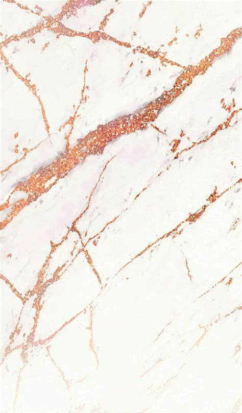 marble aesthetic iphone white rose gold marble wallpaper fond d 233 cran