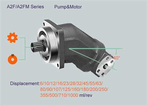 dusterloh hydraulic motor axial piston hydraulic motor china 20500n m axial piston