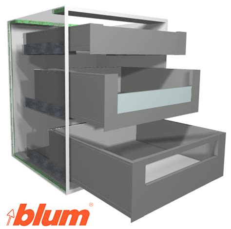 Blum Drawer by Blum Legrabox Drawer System
