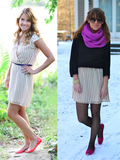 8 Ways To Wear Summer Clothes In Other Seasons by Ways To Wear Summer Clothes In The Winter Style Tab