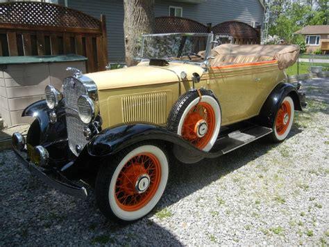 Auto Horn Landau by Eye Candy 1931 Chevrolet Deluxe Landau Phaeton The Star