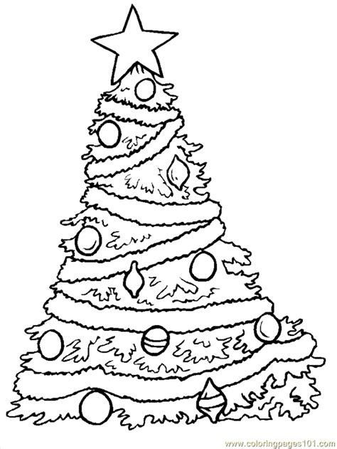 christmas tree coloring pages to print free coloring pages christmas trees 3 cartoons gt christmas