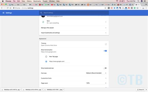 how to add home button to chrome techbeasts