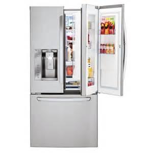 lg 24 cu ft 33 quot wide door refrigerator