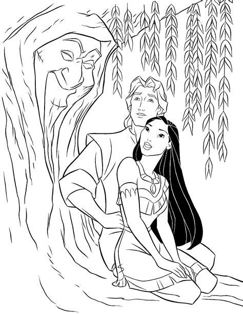 Coloriage Pocahontas Coloriages Pour Enfants Coloriage Dessin De Pocahontas A Imprimer Coloriage De Pocahontas Coloriage Pocahontas Et John Smith Coloriage De Pocahontas S L
