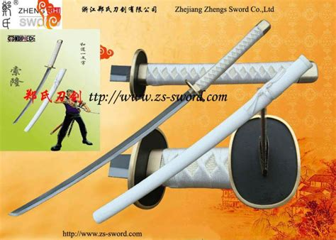 Kaos One Luffy Sword cospay steel sword captain monkey d luffy one anime sword